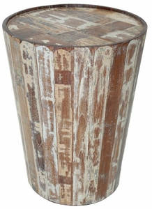 Hampton Barrel Side Table