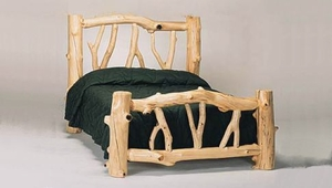 Naturally Bent Bed