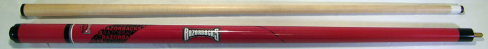 Arkansas Razorbacks Collegiate Licensed Blizzard Cue Stick