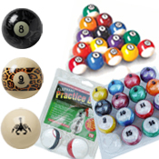 Billiard Balls & Pool Balls
