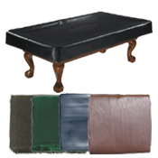 Pool & Billiard Table Covers