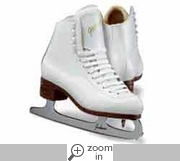 Jackson 1691 Artiste Youth/Girls Figure Skates