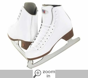 Riedell 15 With GR4 Blade Youth/Girls Figure Skates