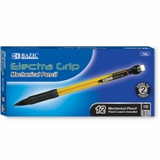 BAZIC Electra 0.7 mm Mechanical Pencil with Grip (12/Box)