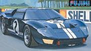1/24 1966 Ford GT40 MkII #2 LeMans Race Car by Fujimi