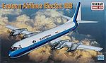 1/144 Electra188 Eastern Commercial Airliner