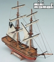 1/135 Captain Morgan 17th Century Pirate Ship
