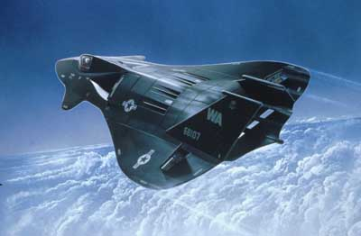 1/144 F19 Stealth Fighter