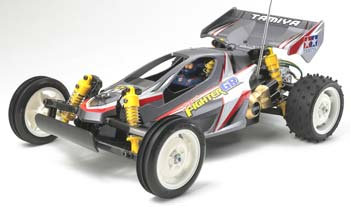 1/10 scale Expert Built Wild Willy 2 Off-Road Vehicle from Tamiya.