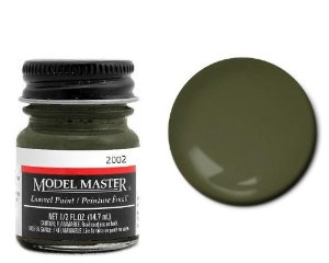 1/2oz. Bottle Model Master II Enamel Skin Tone Tint Base Dark