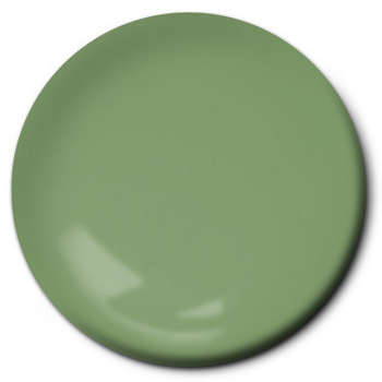 1/2oz. Bottle Model Master II Enamel Green
