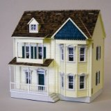 "1/2"" Scale Victorian Dollhouse Component Kit"