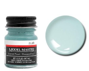 1/2oz. Bottle Model Master II Enamel Flanker Pale Blue