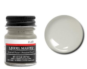 1/2oz. Bottle Model Master II Enamel Fulcrum Grey