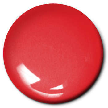 1/2oz. Bottle Model Master Enamel Guards Red