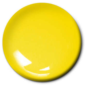 1/2oz. Bottle Boyd Enamel Paint Aluma Yellow Pearl