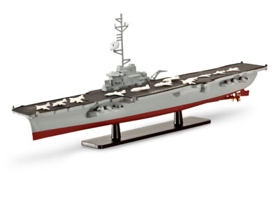 1/1750 Clemencea/Foch French Aircraft Carrier