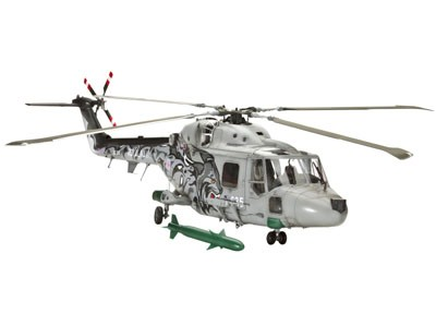 1/32 Westland Lynx HAS3 Royal Navy Helicopter