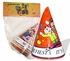 Party Hat. 8 ct -  Gorro para fiesta.Bolsa c/8.