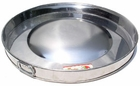 Large Stainless Steel Round Cooking Disk