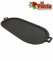 Cast Iron oval pan. 5 pcs