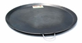 Extra large steel round cooking pan. 1 pc