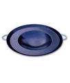 Medium steel round cooking disk. 1 ps