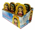 Virgencita Plaster Piggy Banks Shipper