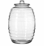 Glass barrel 5.284 gal. 1 pcs