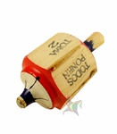 Wooden take all spinning toy -  Toma todo Madera.