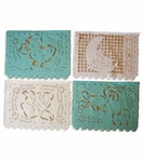 Papel Picado Baby Shower. 6 pack of 1 String