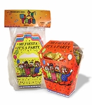 Party Box. 8 ct -  Canasta para fiesta. Bolsa c/8.