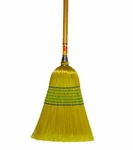Plastic broom. 12 pcs