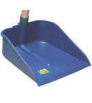 Plastic Dustpan. 16 pcs