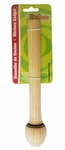 Salsa wooden spoon 8 in 2 ct - Cuchara de madera salsera 20 cm c/2