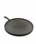Small cast Iron round pan. 5 pcs