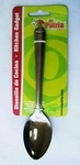 Stainless steel soup spoon 3 ct - Cuchara sopera inoxidable c/3.