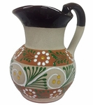 Clay Sanded Pitcher - Jarra de Barro Arenoso