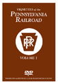 Vignettes of the PENNSYLVANIA RAILROAD - Volume 1