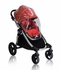 Baby Jogger City Select Stroller Single Seat Rain Canopy
