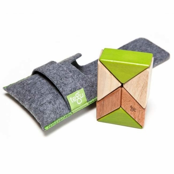Tegu Prism Pocket Pouch Jungle