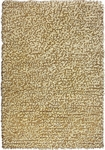 The Rug Market WOVEN SHAG BERGAMO BEIGE/OFF-WHITE
