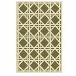 The Rug Market HOOK CANE GREEN