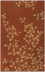 The Rug Market HOOK IVY-TERRACOTTA