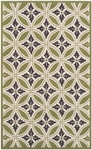The Rug Market HOOK FLORIN GREEN