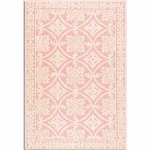 The Rug Market MICRO HOOK FLANNEL ROMANTIC LACE