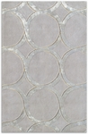 The Rug Market TUFTED HEDY SILVER