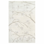 The Rug Market TUFTED KYOTO CREAM 5X8