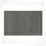 The Rug Market TUFTED HOUNDSTOOTH TAUPE 5X8