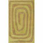 The Rug Market TUFTED DELPHI GREEN 5X8